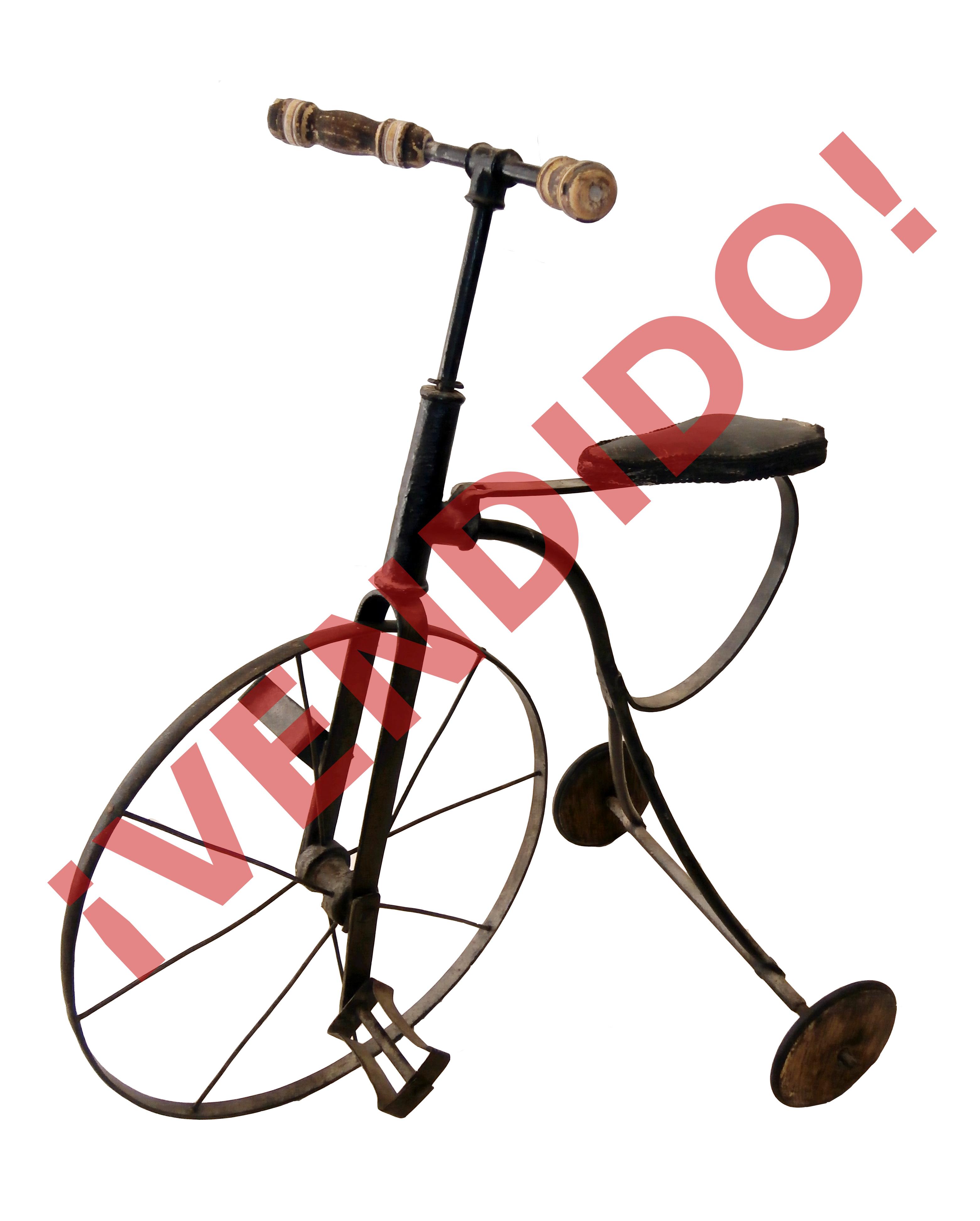Triciclo años 30-40